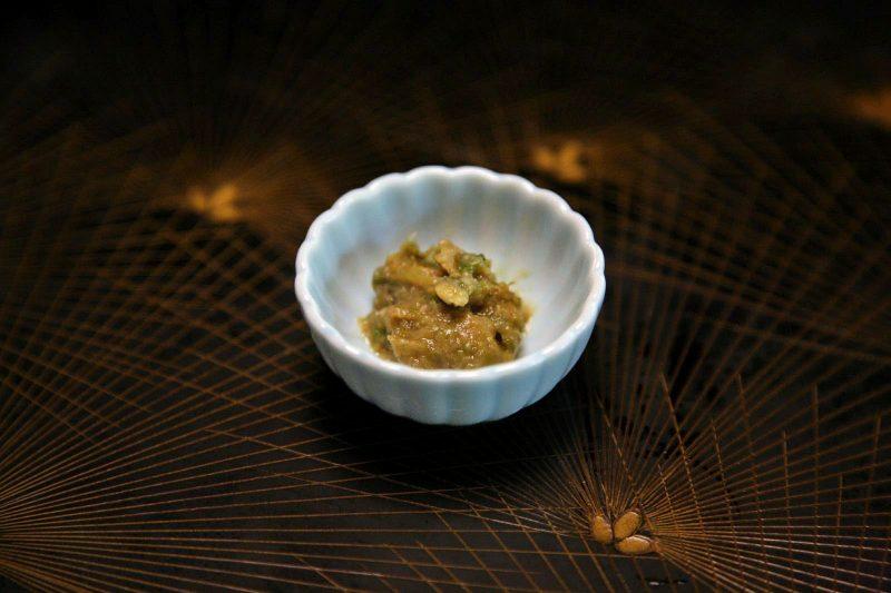 ふきのとう味噌