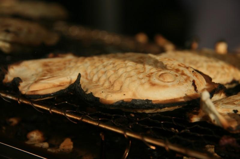 柳屋 鯛焼き
