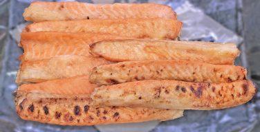 サケのハラス焼
