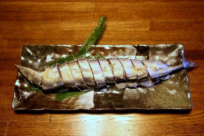 さんまの熟れ寿司