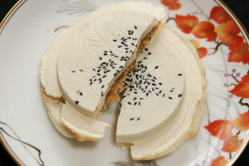 生キャラ煎餅