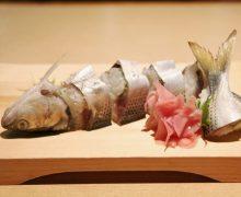 このしろ姿寿司