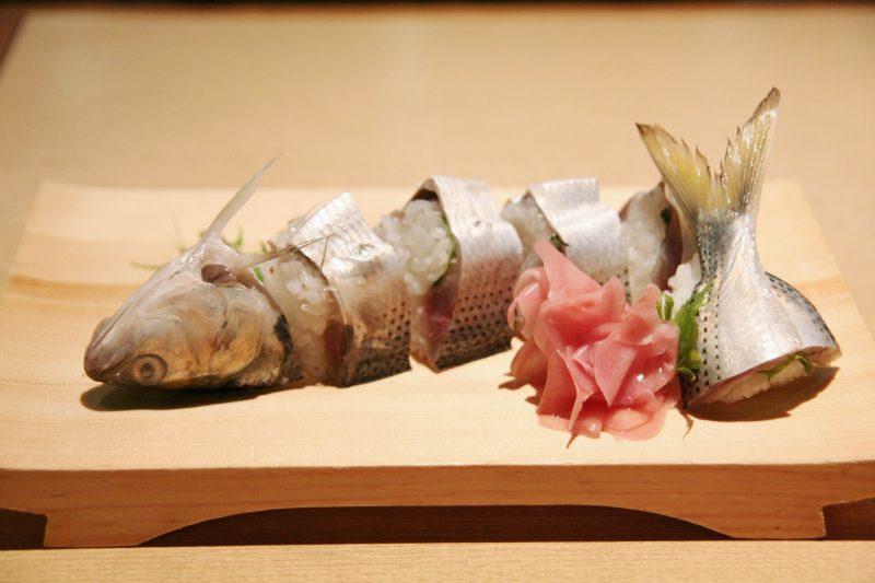 このしろ寿司