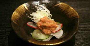 秋刀魚の塩辛
