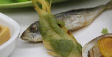タケノコの木の芽味噌焼き