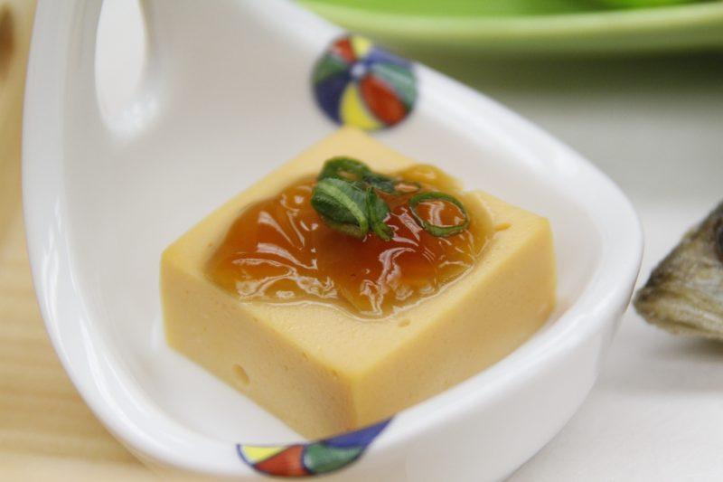 あん肝豆腐