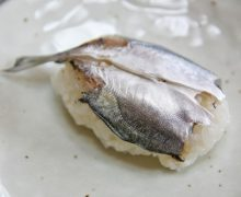 小アジの寿司